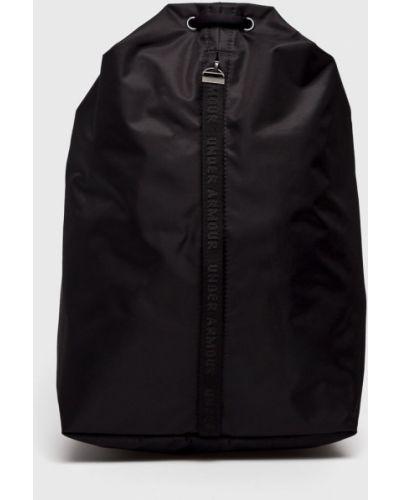 Черный рюкзак с отделениями Under Armour