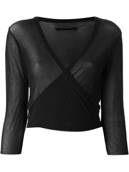 Черный костюмный костюм свободного кроя с рукавом 3/4 Jean Paul Gaultier Pre-owned