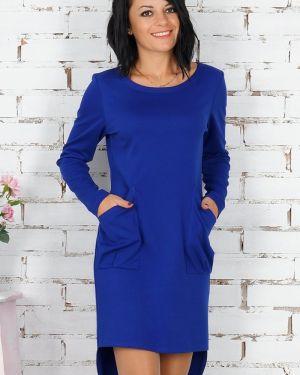Платье платье-сарафан с карманами Ajour