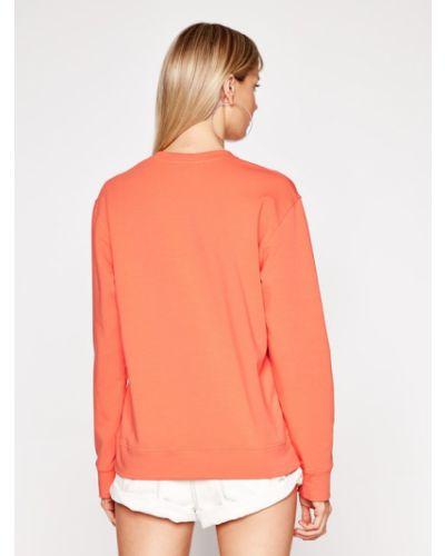 Pomarańczowa bluza Drivemebikini