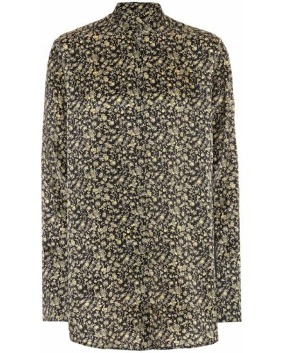 Классическая рубашка золотая Victoria Victoria Beckham
