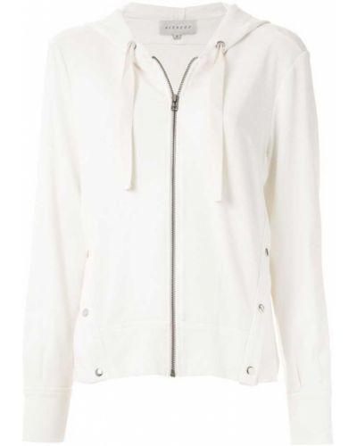 Прямая белая куртка Alcaçuz