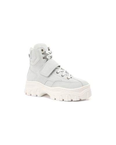 Ботинки белые спортивный Dino Bigioni Sport