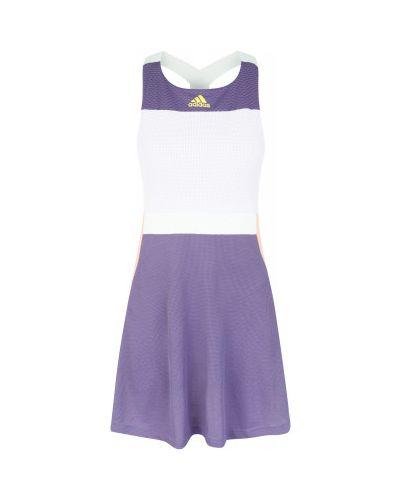 Спортивное платье - фиолетовое Adidas