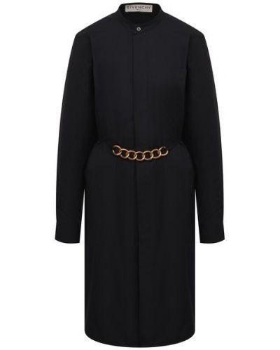 Хлопковое платье Givenchy