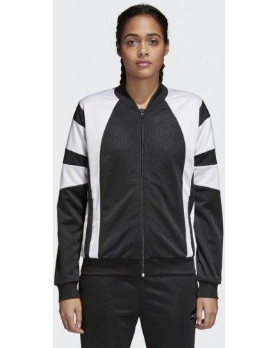 Ветровка черная Adidas Originals