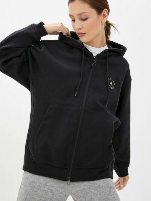 Толстовка - черная Adidas By Stella Mccartney