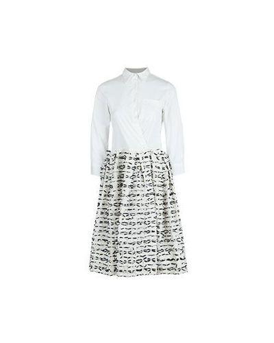 Купальник-платье белое платье Sara Roka