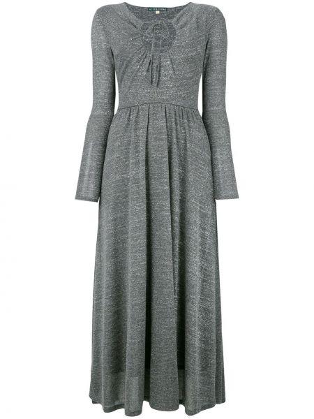 Приталенное расклешенное платье Alexa Chung
