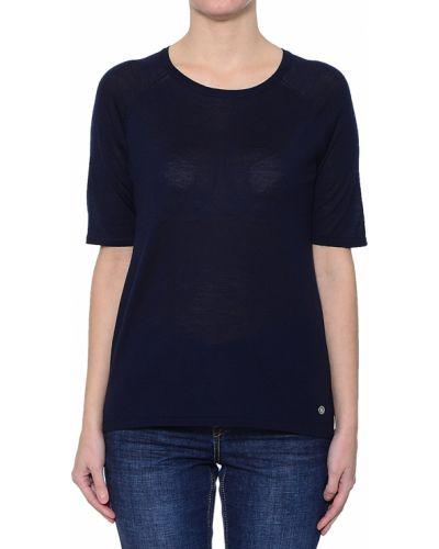 Синяя футбольная футболка Bogner