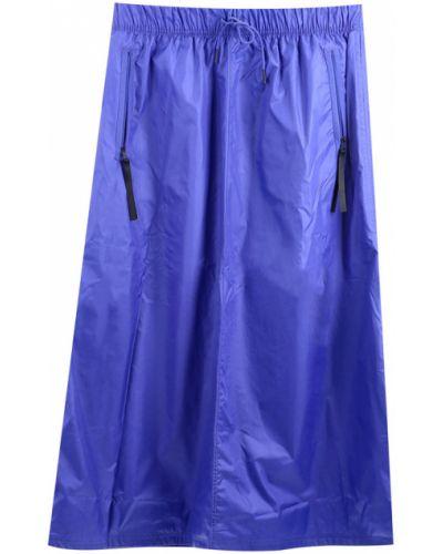 Niebieska spódnica elegancka Nike