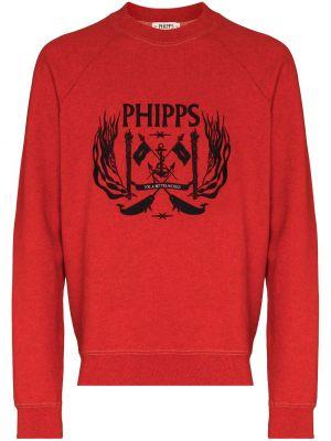 Czarna bluza bawełniana Phipps