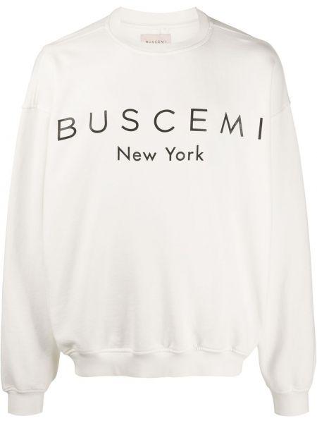 Bluza z długimi rękawami bawełniana z printem Buscemi