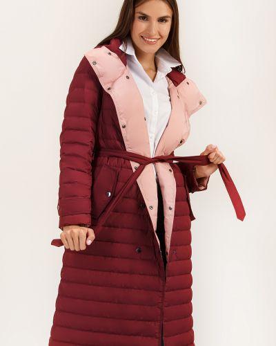 Пальто пальто красное Finn Flare