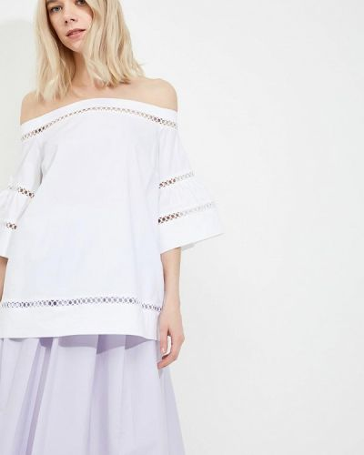 Белая блузка Michael Michael Kors