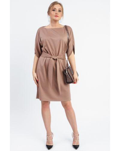 Повседневное платье через плечо с поясом Lacywear