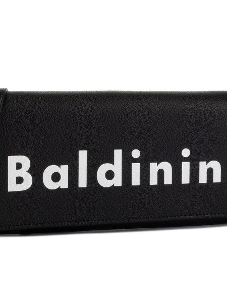 Czarna torebka Baldinini