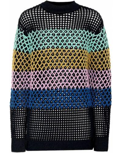 Otwarty sweter Tibi