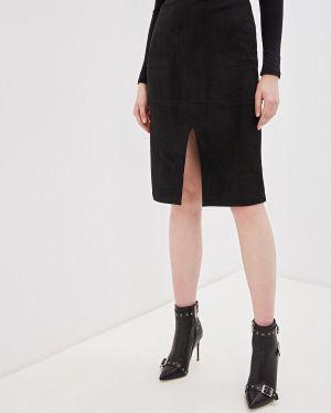 Кожаное платье Zarina