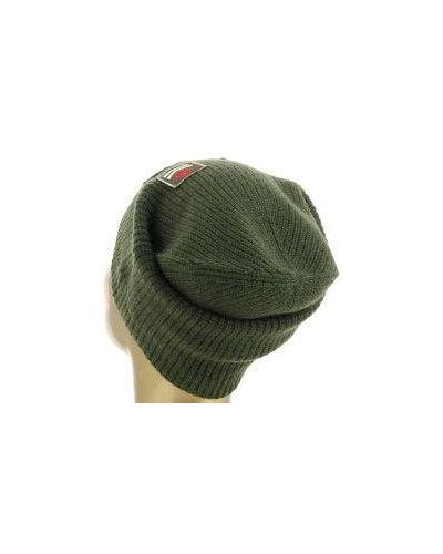 Зеленая шапка P.a.r.o.s.h.