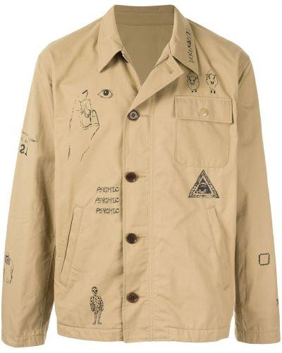 Рубашка с воротником Johnundercover