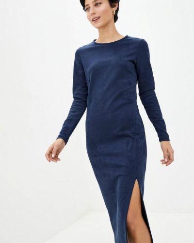 Платье - синее Jhiva