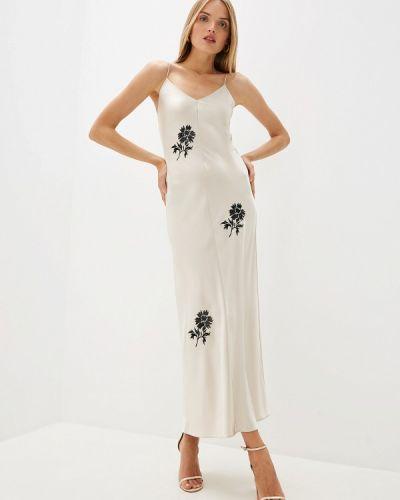 Платье платье-комбинация осеннее Tory Burch