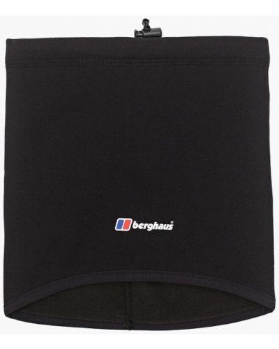 Черный шарф Berghaus