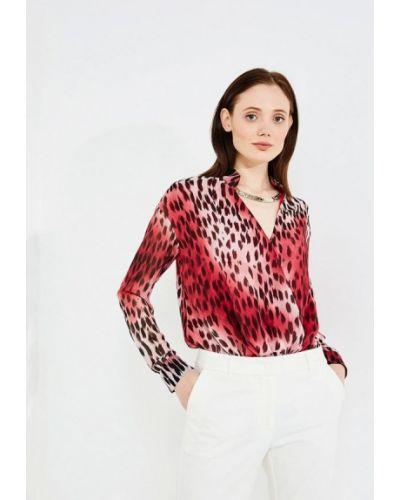 Розовое боди блуза Marciano Los Angeles