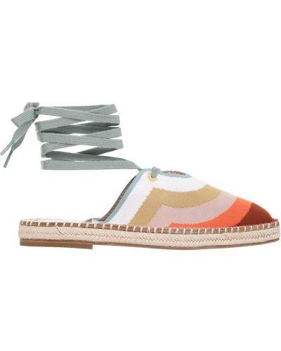 Czerwone sandały Zimmermann