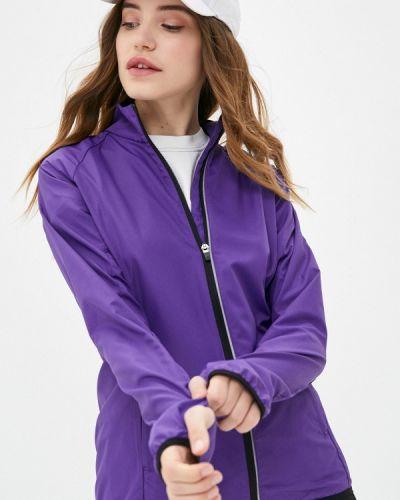 Фиолетовая ветровка Rukka