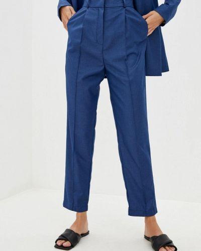 Синие повседневные брюки 7arrows