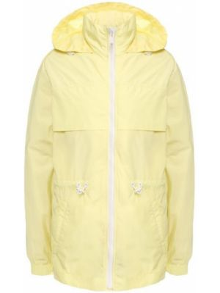 Куртка с перьями - желтая Army Yves Salomon