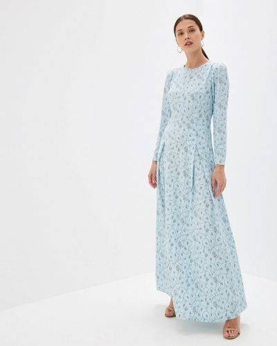 Платье - голубое Sahera Rahmani