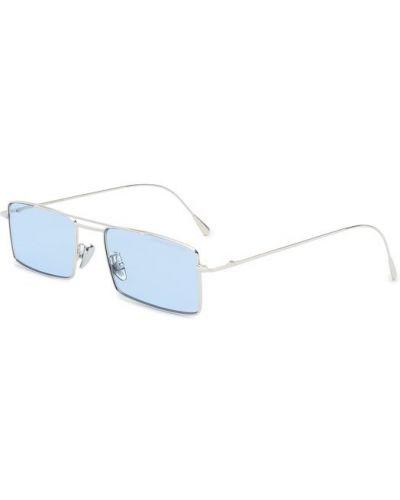 Голубые солнцезащитные очки Cutlerandgross