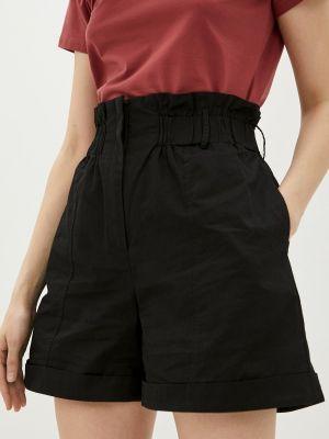 Повседневные черные шорты Compania Fantastica