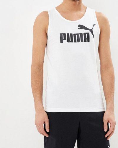 Спортивная майка белый Puma