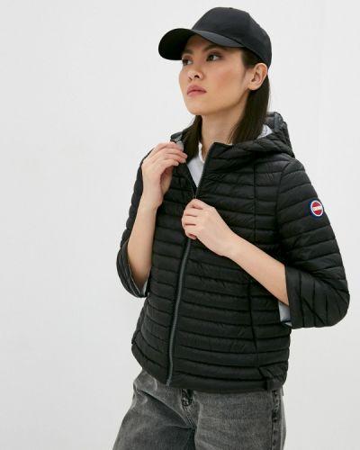 Черная куртка Colmar
