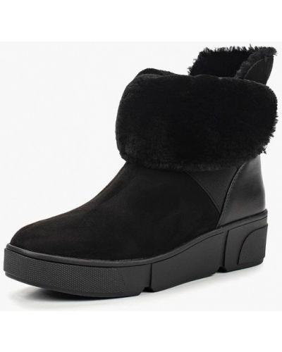 Ботинки осенние замшевые Betsy