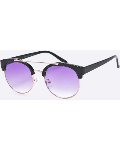 Солнцезащитные очки круглые пластиковые Answear