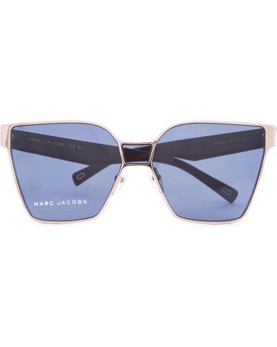 Солнцезащитные очки металлические стеклянные Marc Jacobs