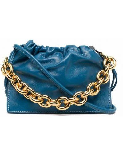 Niebieska torebka Yuzefi