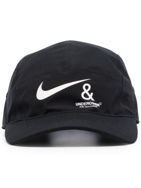 Czapka z logo czarny Nike