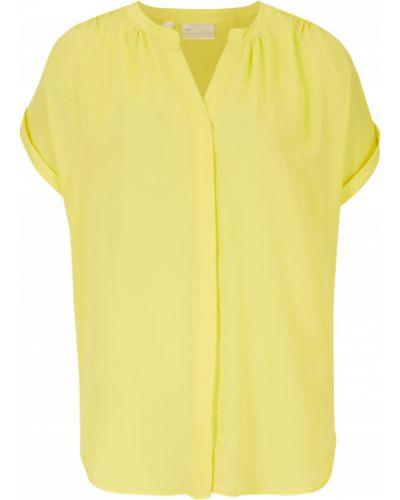 Желтая блузка Bonprix