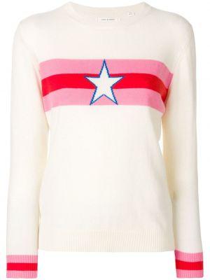 Кашемировый свитер - белый Chinti And Parker