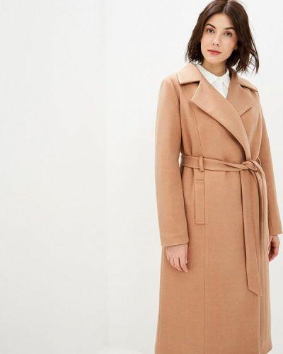 Пальто демисезонное бежевое Glam Goddess