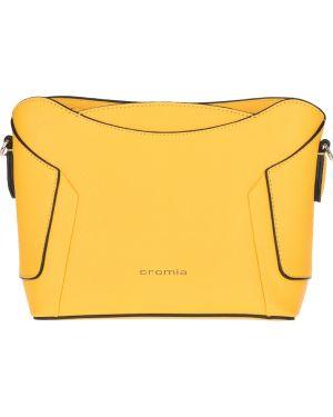 Желтая сумка Cromia