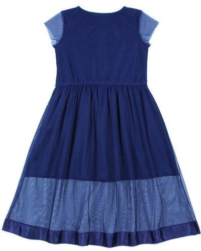 Платье с рукавами хлопковое на резинке Cherubino