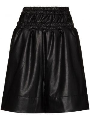 Черные шорты с карманами Markoo