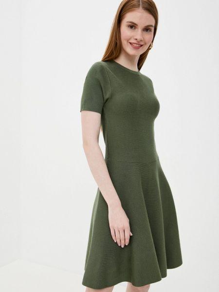 Футбольное зеленое платье Tantra